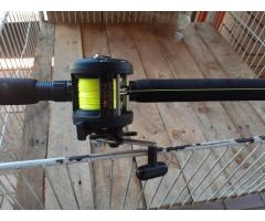 7ft Simano Talavera with Shimano 100G reel