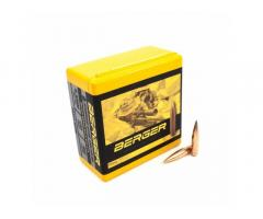 BERGER BULLETS 6.5MM 130 GR AR HYBRID OTM TACTICAL