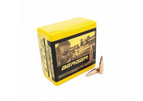 BERGER BULLETS .30 CAL 168 GR HYBRID TARGET