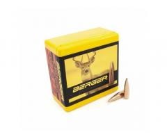 BERGER BULLETS .30 CAL 155 GR VLD HUNTING