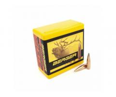 BERGER BULLETS .30 CL 185 GR VLD HUNTING