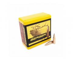 BERGER BULLETS .30 CAL 190 GR VLD HUNTING